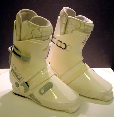 Rear Entry Ski Boots